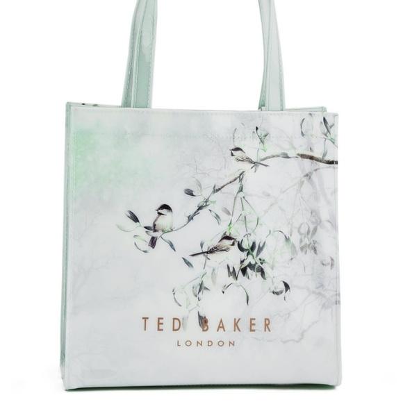 bf1db8b2811 Ted Baker Bags | Nwt Noracon Mistletoe Kiss Icon Bag | Poshmark